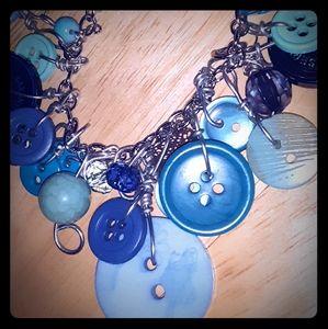 Button Mix Bracelet